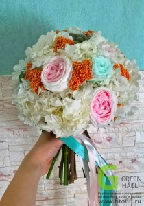 Букет невесты Тиффани