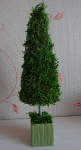 Топиарий елка-ини